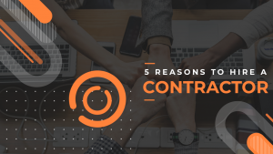 5 reasons contractor