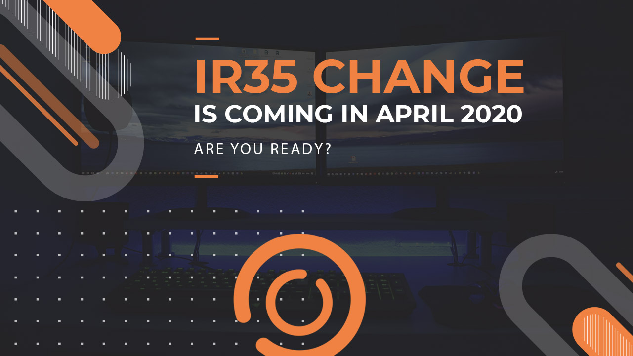 IR35 change April 2020