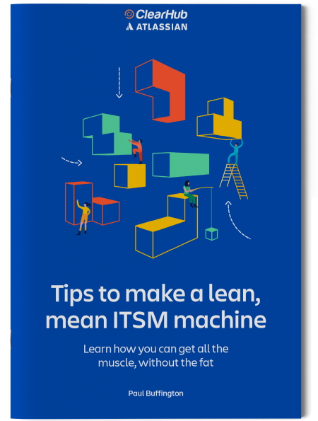 ITSM White paper Cover