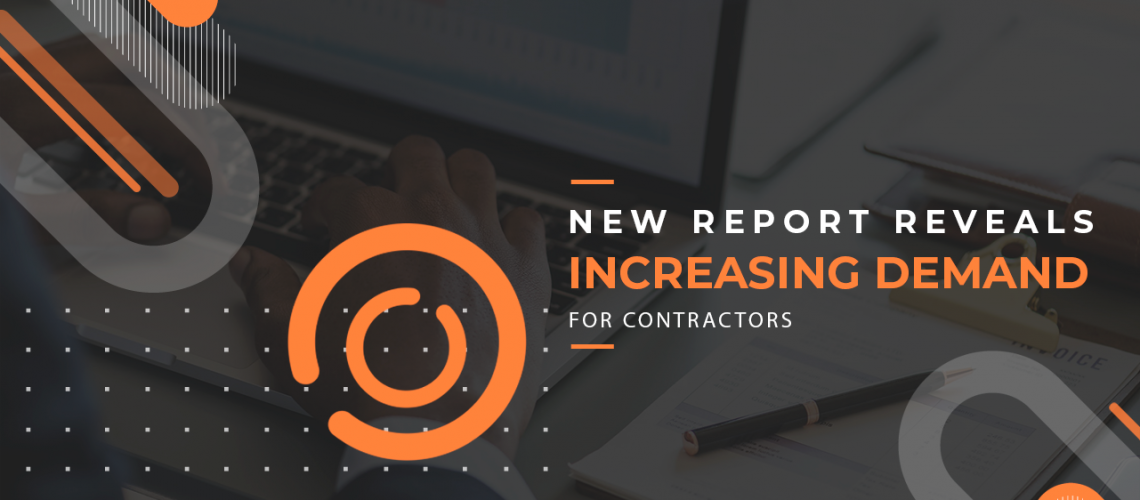 Increasing demand for contractors