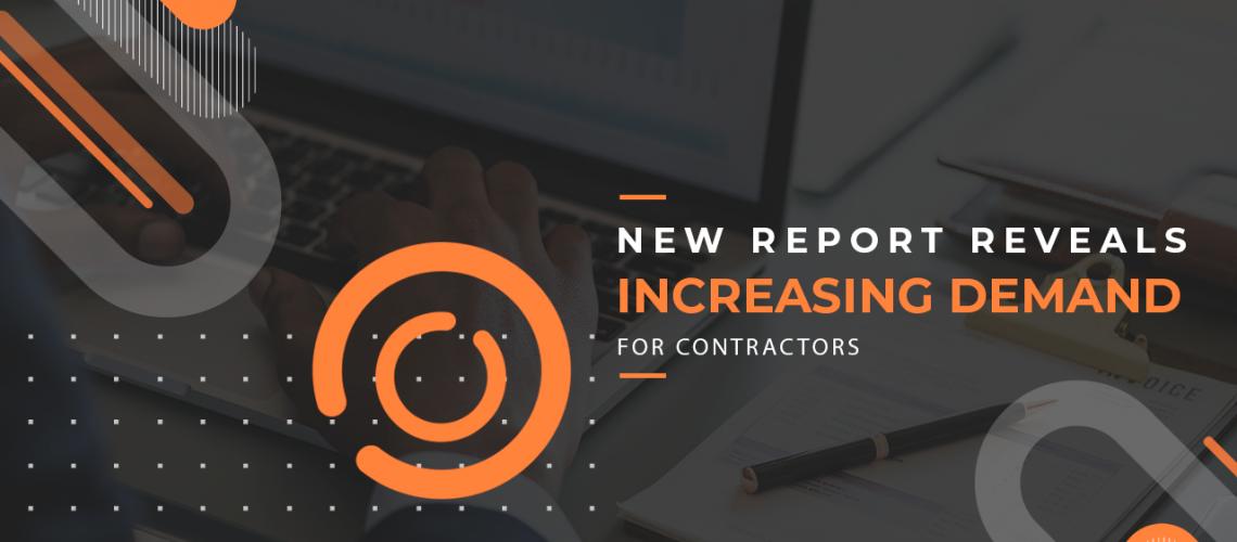 Increasing demand for contractors