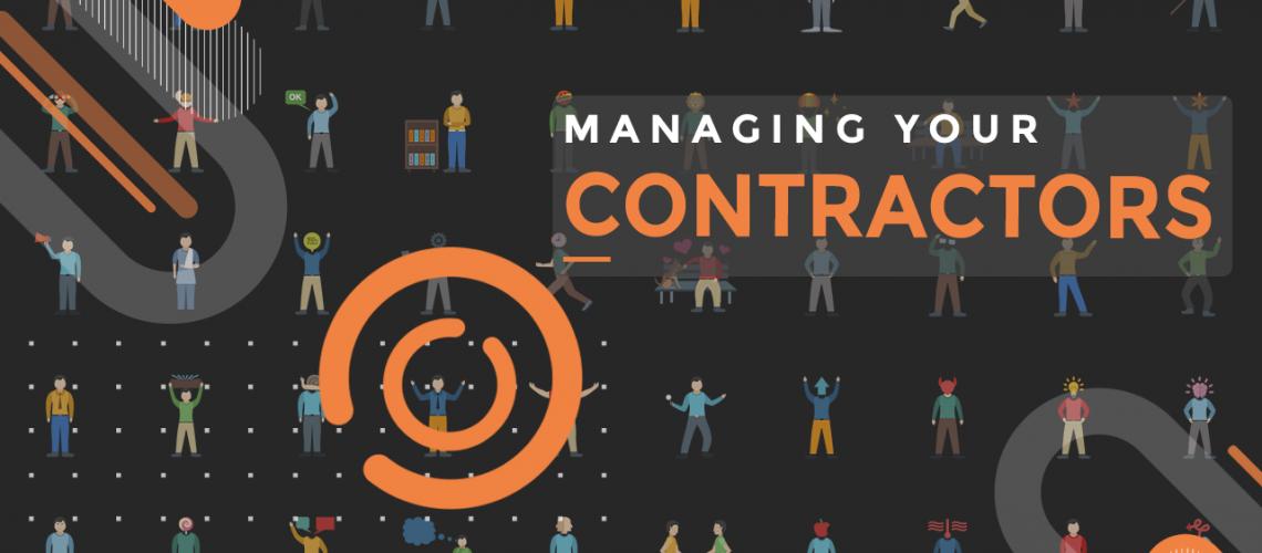Managing Your Contractors